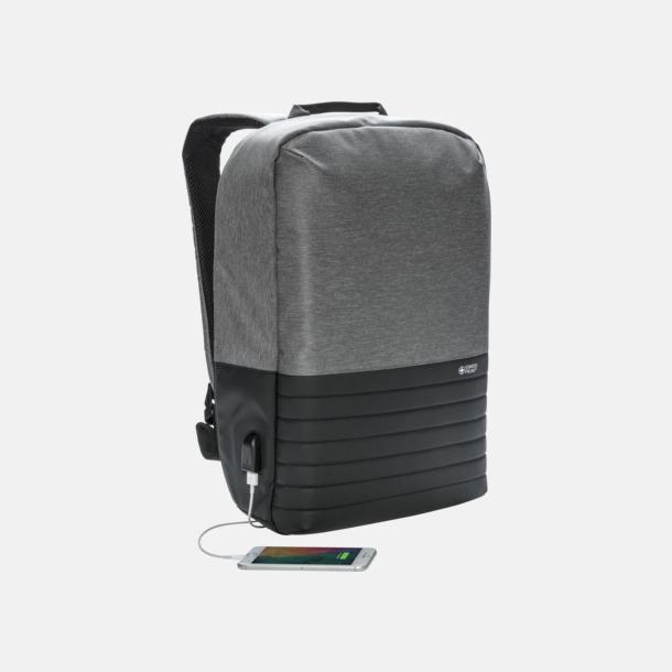 Säkra ryggsäckar från Swiss Peak med reklamtryck