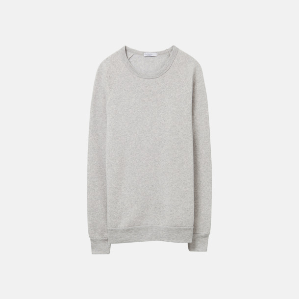 Eco Oatmeal Unisex tröjor eko med reklamtryck