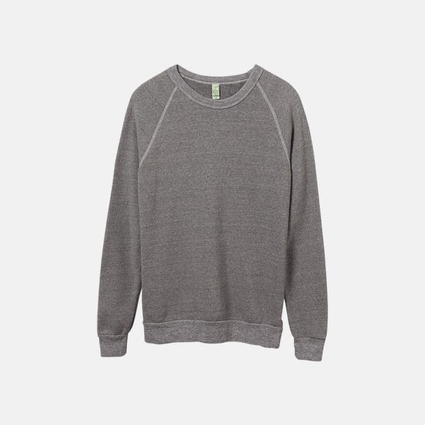 Eco Grey Unisex tröjor eko med reklamtryck