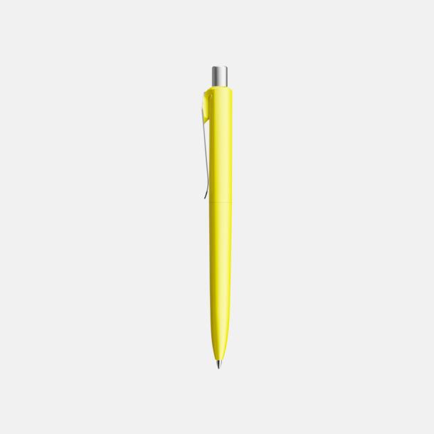 Lemon (matt) DS8-pennan med metallklips