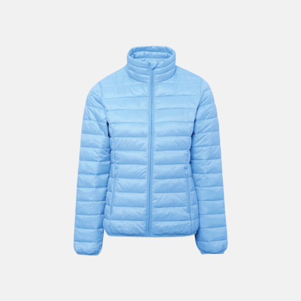 Winter Sky (endast dam) Vadderade och fina jackor med reklamtryck