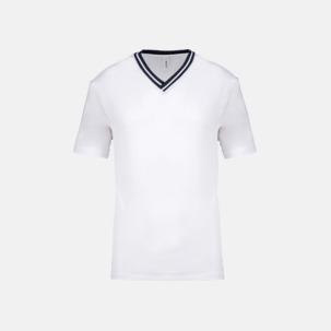 Unisex funktions t-shirts med reklamtryck