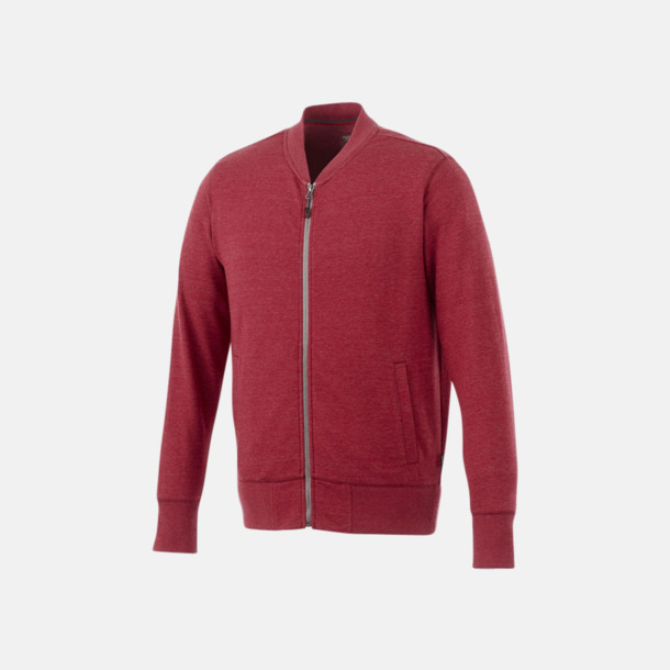 Heather Red Fina tröjor från Slazenger med reklamtryck