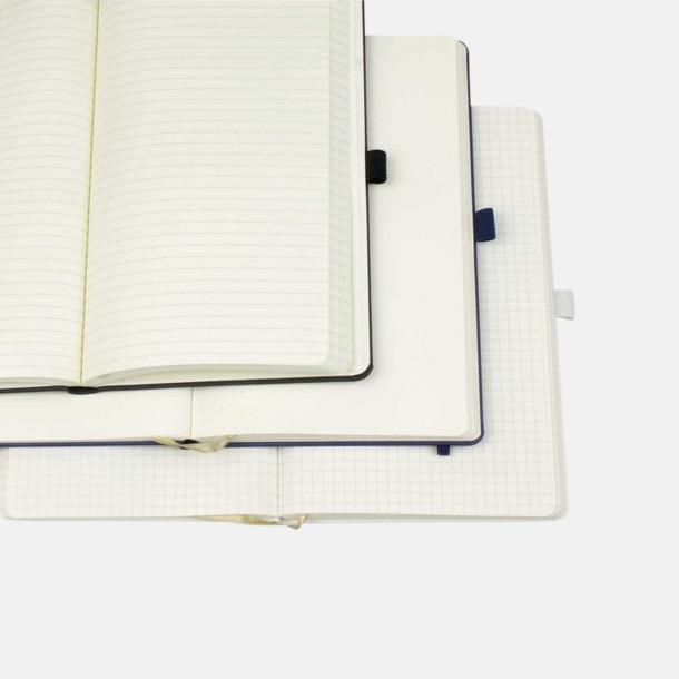 Fuskläder anteckningsböcker med reklamlogo