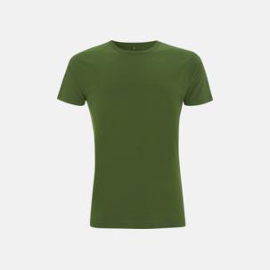 Herr t-shirts i bambu med reklamtryck