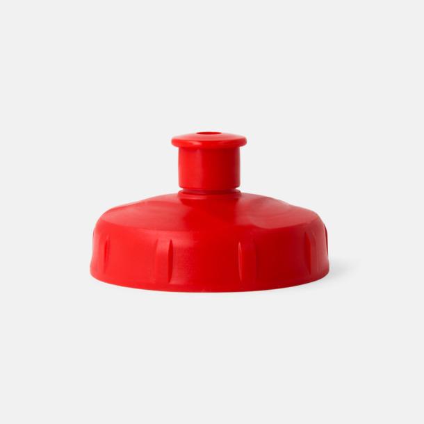 Röd kork (ingår) Sportflaskor med reklamtryck