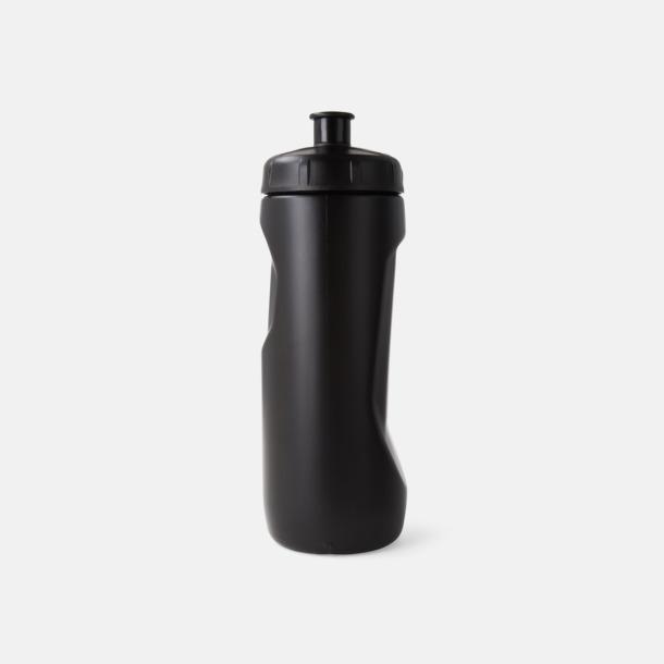 Svart Boss - Vattenflaskor med tryck