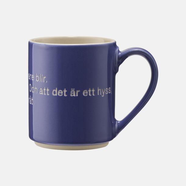 Lavendel (svenska) Muggar med Astrid Lindgren citat