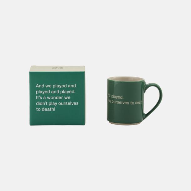 Muggar med Astrid Lindgren citat