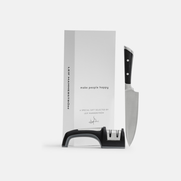 Kniv & -slip i set från Selected by Leif Mannerström