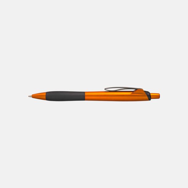 Orange (standard) Fina reklampennor med eget tryck