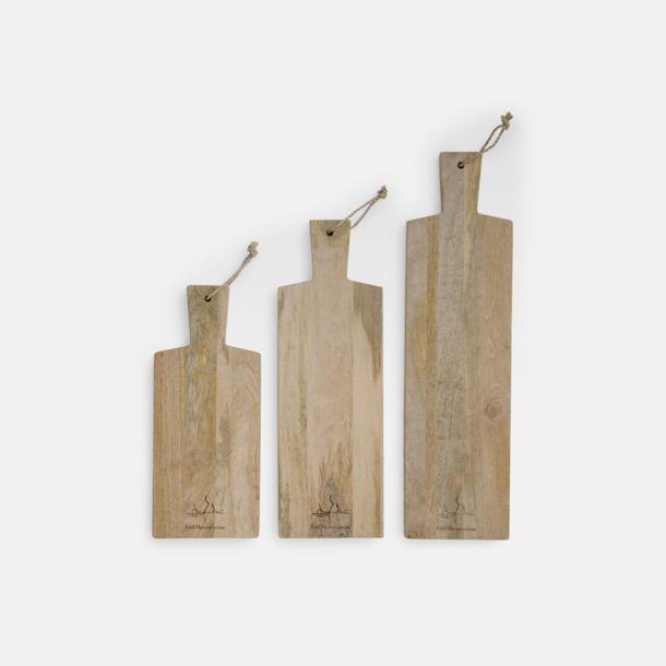 Trä Serveringsbrädor i flera storlekar från Selected by Leif Mannerström