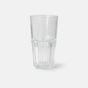 Glas med eget tryck