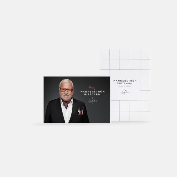 Exklusiva gåvokort från Selected by Leif Mannerström