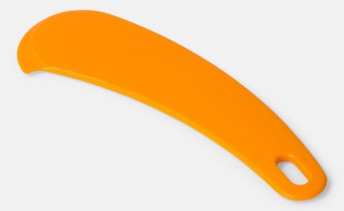 Orange (PMS 1375) Apelsinskalare med reklamtryck