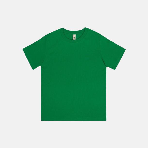 Kelly Green (barn) Eko t-shirts för vuxna & barn - med reklamtryck
