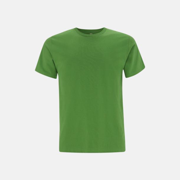 Ljusgrön (unisex) Eko t-shirts för vuxna & barn - med reklamtryck