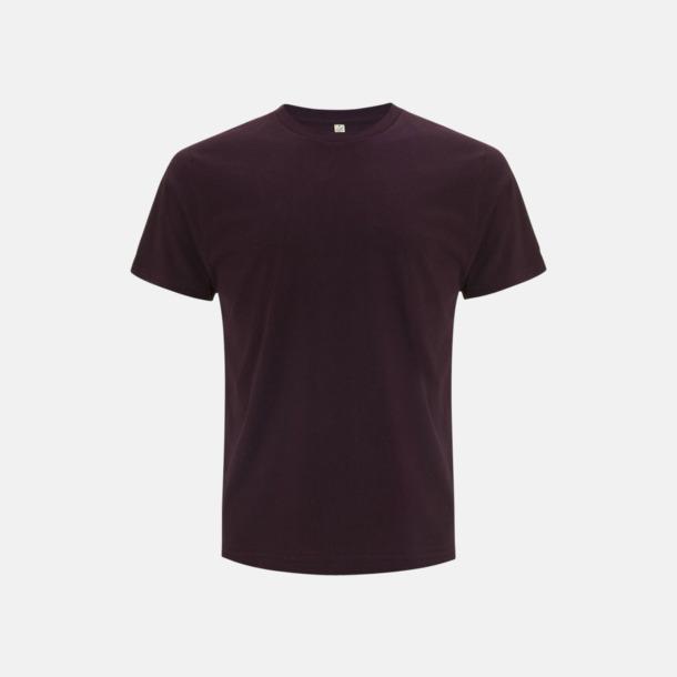 Eggplant (unisex) Eko t-shirts för vuxna & barn - med reklamtryck