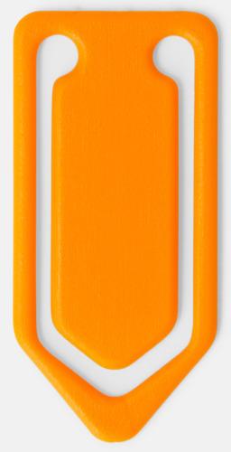 Orange (PMS 152) Gem med tryck