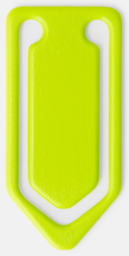 Limegrön (PMS 367) Gem med tryck