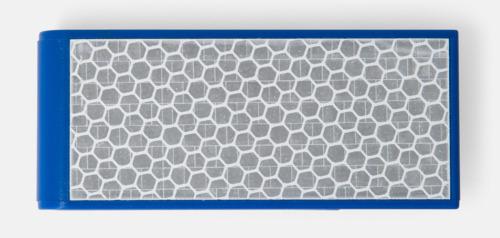 Blå Billig reflexklämma med tryck