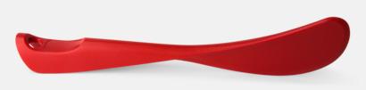Röd Innovativa smörknivar med reklamtryck
