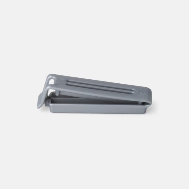 Silver (60 mm) Påsklämmor i 4 storlekar med reklamtryck