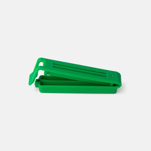 Grön (60 mm) Påsklämmor i 4 storlekar med reklamtryck