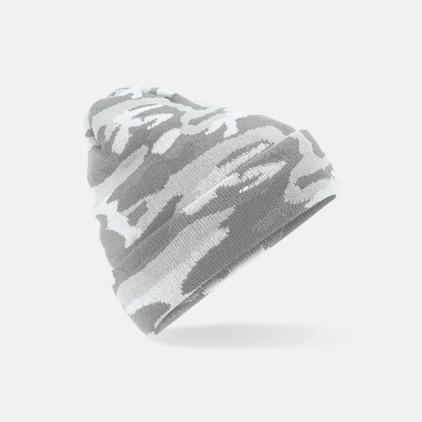 Arctic Camo Kamouflage mönstrade mössor med reklamtryck
