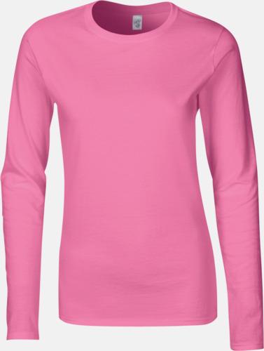 Azalea (endast dam) Billiga, långärmade t-shirts med reklamtryck