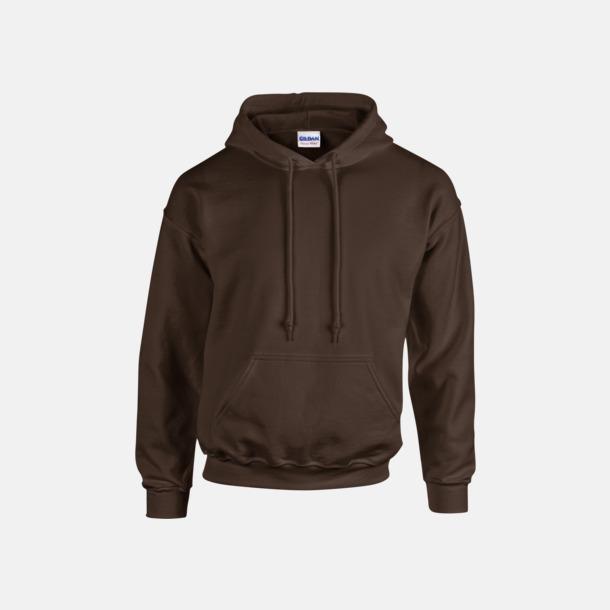 Dark Chocolate (endast vuxen) Vuxen- & barn hoodies med reklamtryck
