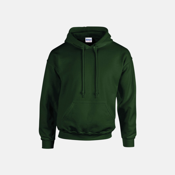 Forest Green (vuxen) Vuxen- & barn hoodies med reklamtryck