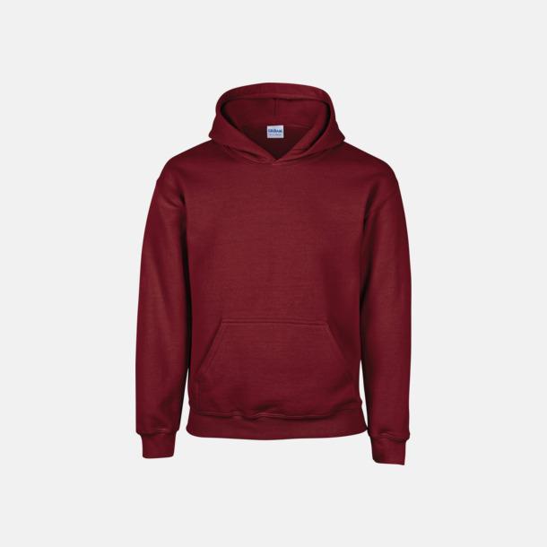 Garnet (barn) Vuxen- & barn hoodies med reklamtryck