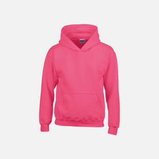 Heliconia (barn) Vuxen- & barn hoodies med reklamtryck