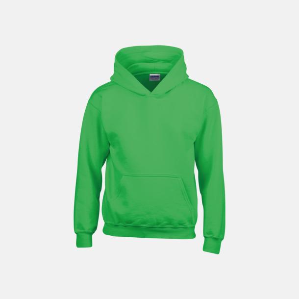 Irish Green (barn) Vuxen- & barn hoodies med reklamtryck