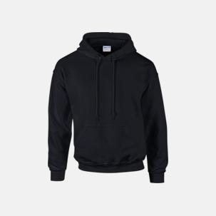 Unisex hoodies från Gildan med reklamtryck