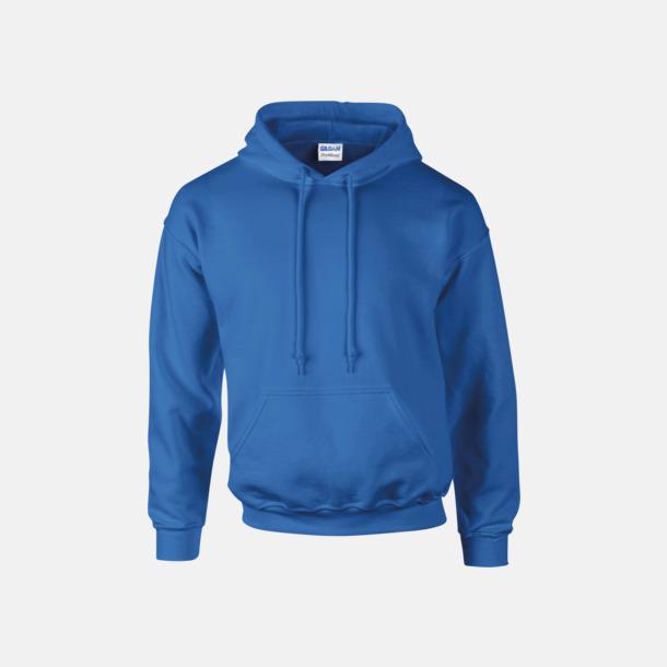 Royal Unisex hoodies från Gildan med reklamtryck