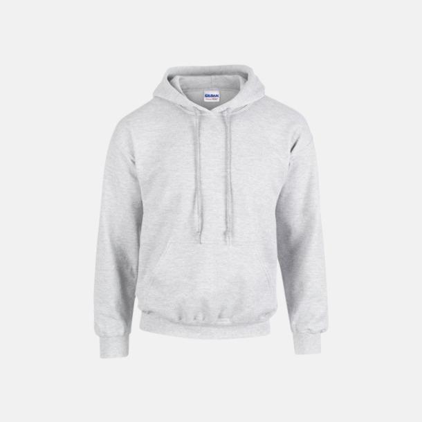 Ash heather (endast vuxen) Vuxen- & barn hoodies med reklamtryck