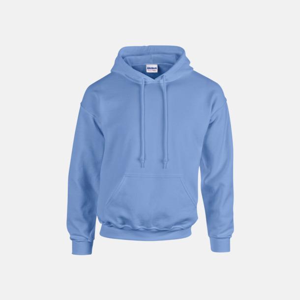 Carolina Blue (endast vuxen) Vuxen- & barn hoodies med reklamtryck