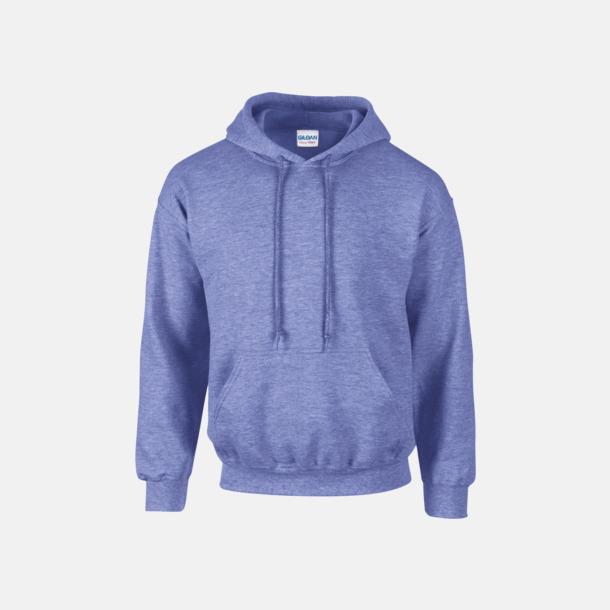 Heather Sport Royal (vuxen) Vuxen- & barn hoodies med reklamtryck