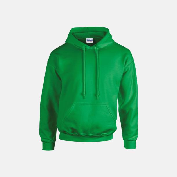 Irish Green (vuxen) Vuxen- & barn hoodies med reklamtryck