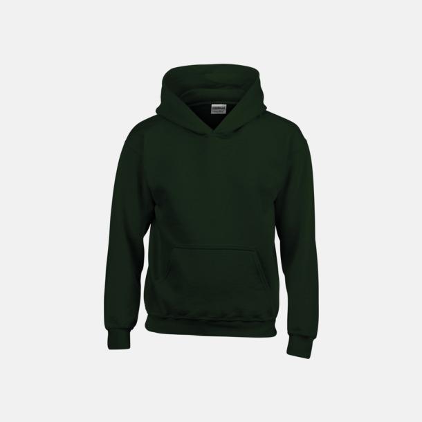 Forest Green (barn) Vuxen- & barn hoodies med reklamtryck