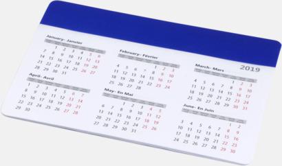 Royal Bra musmattor med kalender - med reklamtryck