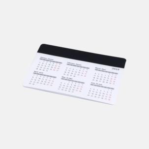 Bra musmattor med kalender - med reklamtryck