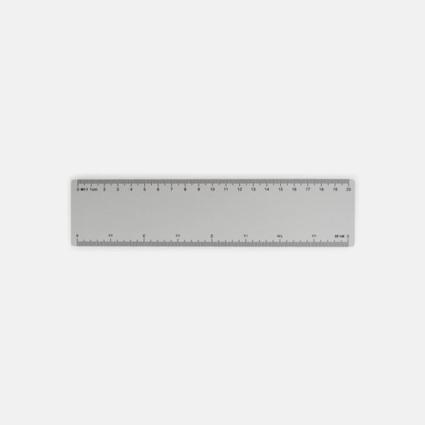 20 cm Skallinjaler i flera storlekar med reklamtryck