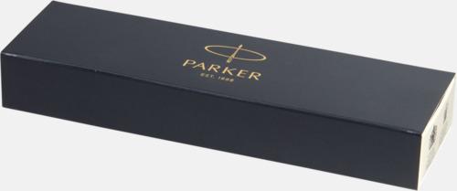 Jotter-stiftpennor från Parker med reklamlogo