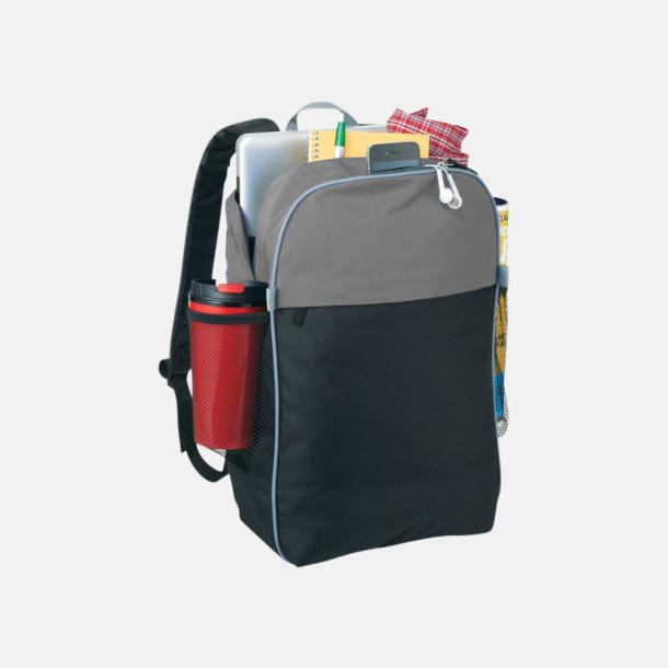 Prisvärda laptopryggsäckar med reklamtryck