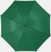 "30""-stormparaplyer med reklamtryck"