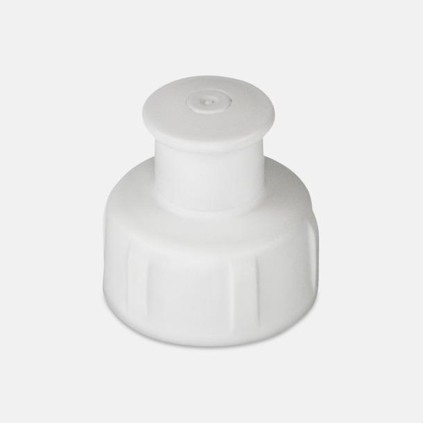 Vit kork Classic - Vattenflaskor med tryck