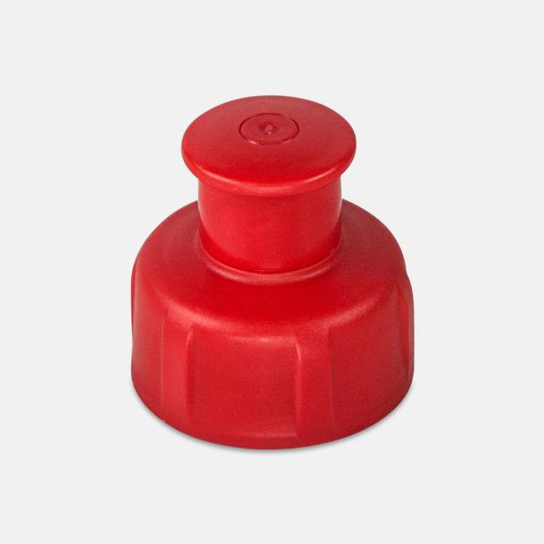Röd kork Classic - Vattenflaskor med tryck
